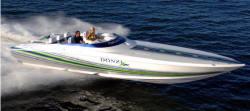 Donzi Marine 35 ZR High Performance Boat