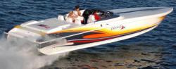 Donzi Marine 43 ZR High Performance Boat