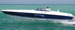 Donzi Marine 27 ZR High Performance Boat