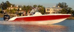 Donzi Marine 35 ZFX Center Console Boat
