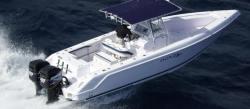 Donzi Marine 35 ZFC Center Console Boat