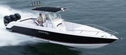 Donzi Marine 38 ZFC Center Console Boat