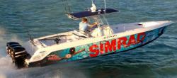Donzi Marine 38 ZF Center Console Boat