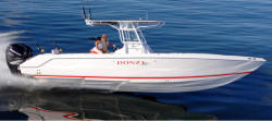 Donzi Marine 35 ZF Center Console Boat