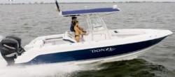 Donzi Marine 26 ZF Center Console Boat