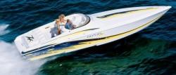Donzi Marine 38 ZX Cuddy Cabin Boat