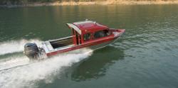 2014 - Duckworth Boats - Pacific Navigator 235