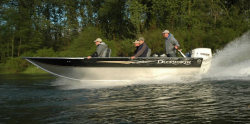 2013 - Duckworth Boats - Pro 7 Series 721