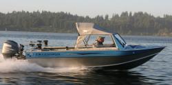 2013 - Duckworth Boats - Pacific Navigator 215 SE