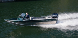 2014 - Duckworth Boats - Navigator Sport 20