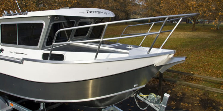 Research 2010 Duckworth Boats 26 Offshore On Iboats Com