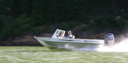 2010 - Duckworth Boats - 18- Advantage Classic Outboard