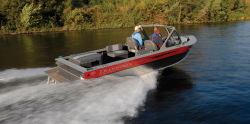 2010 - Duckworth Boats - 18 Advantage Inboard SportJet