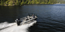 2010 - Duckworth Boats - Navigator Sport 195