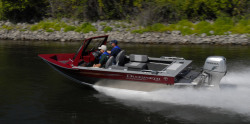2010 - Duckworth Boats - Pacific Navigator 195 Sport