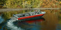 2011 - Duckworth Boats - 18 Advantage Inboard Sportjet
