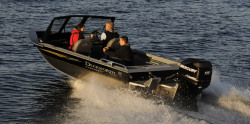 2011 - Duckworth Boats - Navigator Sport 18