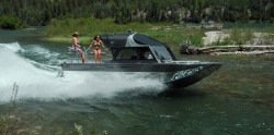 2011 - Duckworth Boats - 24 Ultra Magnum Inboard Jet