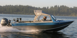 2012 - Duckworth Boats - Pacific Navigator 215