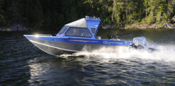 2012 - Duckworth Boats - Pacific Navigator 200