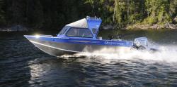 2012 - Duckworth Boats - Pacific Navigator 200 IO
