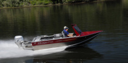 2012 - Duckworth Boats - Pacific Navigator 18 Sport