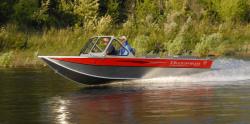 2012 - Duckworth Boats - Advantage Inboard Sportjet 18