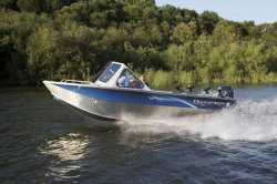 2015 - Duckworth Boats - 18 Advantage Outboard