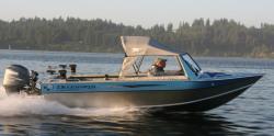 2015 - Duckworth Boats - Pacific Navigator 215 SE