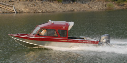 2015 - Duckworth Boats - Pacific Navigator 235
