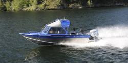 2015 - Duckworth Boats - Pacific Navigator 200 IO
