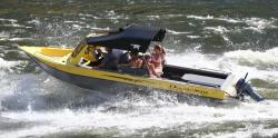 2015 - Duckworth Boats - Advantage Inboard Jet 19