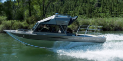 2017 - Duckworth Boats - Ultra Magnum Inboard Jet 24