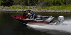 2018 - Duckworth Boats - Pacific Navigator Sport 20