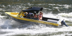 2018 - Duckworth Boats - Advantage Inboard Jet 19