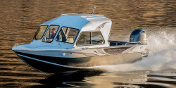 2018 - Duckworth Boats - Navigator Sport HT 21