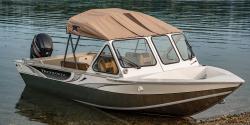 2020 - Duckworth Boats - 18 Pacific Navigator Sport