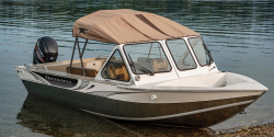 2020 - Duckworth Boats - 20 Pacific Navigator Sport