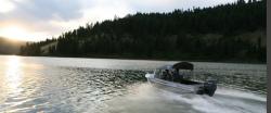 Duckworth Boats 18 Advantage Classic Fish and Ski Boat