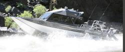 Duckworth Boats 23 Magnum Fish and Ski Boat