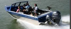 Duckworth Boats 215 Navigator SE Fish and Ski Boat