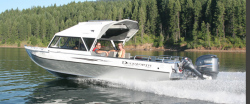 Duckworth Boats 21 Pacific Magnum Fish and Ski Boat