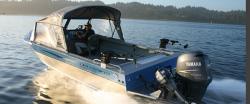 Duckworth Boats 215 Pacific Navigator Fish and Ski Boat