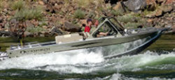 Duckworth Boats 21 Pacific Silverwing Fish and Ski Boat