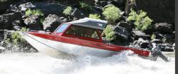 Duckworth Boats 20 Silverwing Inboard Fish and Ski Boat