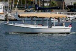 2015 - Duffy Electric Boats - 22 Cuddy Cabin