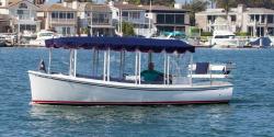 2017 - Duffy Electric Boats - 22 Sun Cruiser