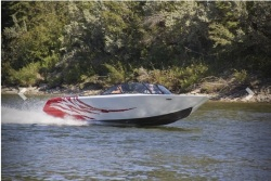 2017 - Eagle Performance Boats - Saber E8