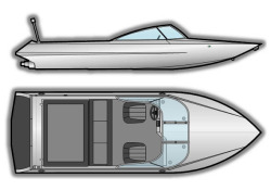 2017 - Eagle Performance Boats - 21- X-Sport