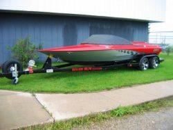 2020 - Eagle Performance Boats - 19X Sport